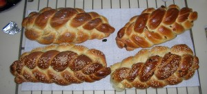 Loaves of Challah