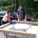 Dan and Vita July 2010
