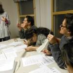 quill cutting - mezuzah workshop 3-12